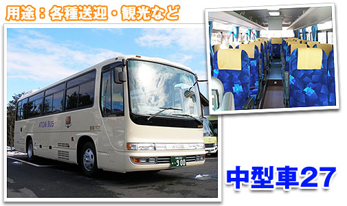 中型車27